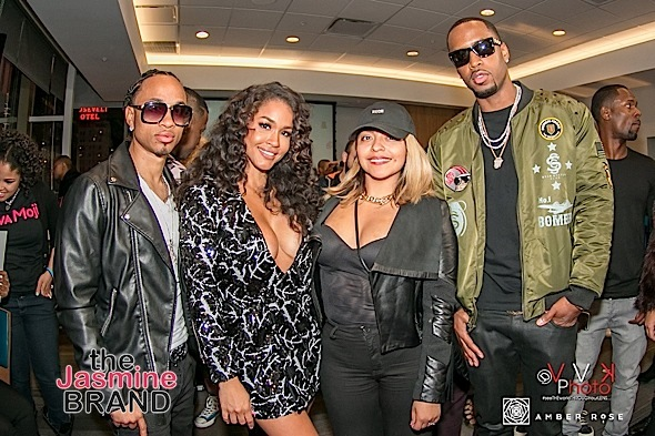 Spectacular Rosa Acosta Yesi Ortiz and Safaree Samuels