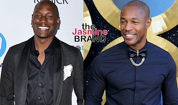 Tank vs Tyrese: Singers Drag Each Other On Social Media [VIDEO]