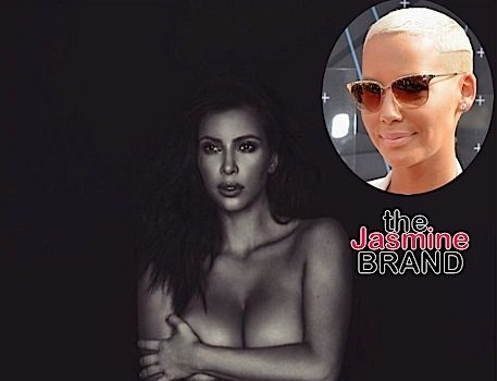 Amber Rose Calls Out Singer Pink, Defends Kim Kardashian: You're so much more then a sex tape!
