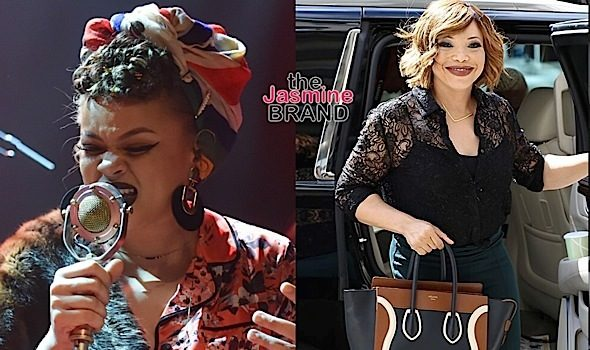 Andra Day Performs At Center Stage + Tisha Campbell-Martin Does Atl Promo [Photos]