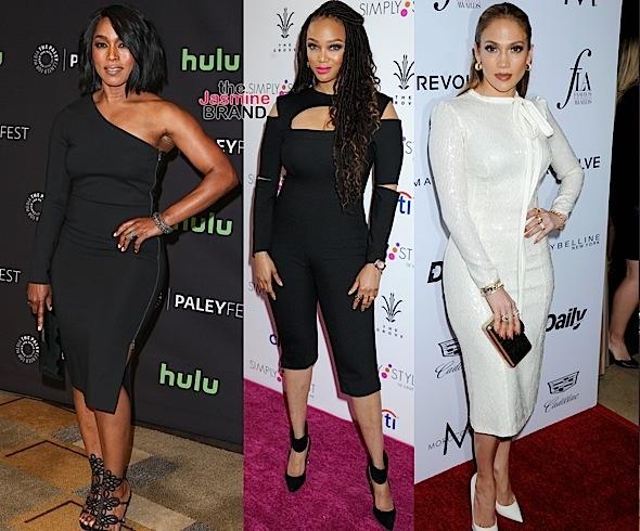 Celebrity Stalking: Angela Bassett, Tyra Banks, J.Lo, Mechelle Epps, Tinashe, Hazel-E, RuPaul
