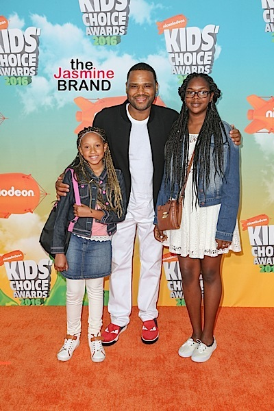 03/12/2016 - Anthony Anderson - Nickelodeon's 2016 Kids' Choice Awards - Arrivals - The Forum - Inglewood, CA, USA - Keywords: Vertical, Arrival, Attending, People Person, Award, Television Show, Film, Portrait, Photography, Film Industry, Fashion, Arts Culture and Entertainment, Celebrity, Celebrities, Nickelodeon Kids' Choice Awards, Topix, Bestof, 29th Annual Nickelodeon Kids' Choice Awards, California Orientation: Portrait Face Count: 1 - False - Photo Credit: PRPhotos.com - Contact (1-866-551-7827) - Portrait Face Count: 1