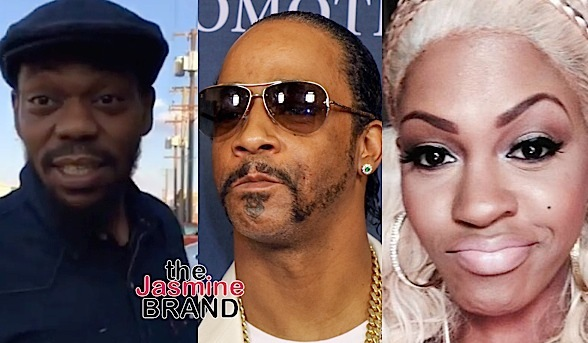 Katt Williams Gifts Beanie Sigel & Lil Mo With New Cars! [VIDEO]