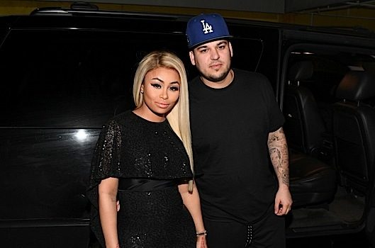 Blac Chyna Pregnant, Expecting First Baby With Fiance Rob Kardashian [Ovary Hustlin']