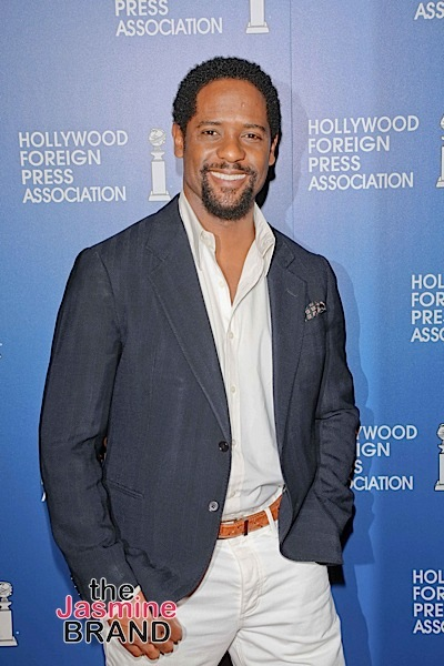 (EXCLUSIVE) Blair Underwood Hit With Tax Lien