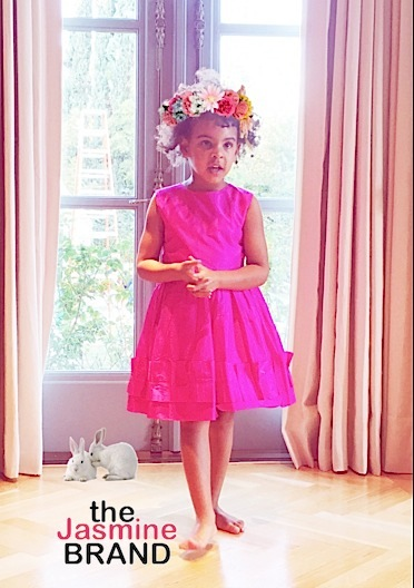 Blue Ivy Makes Us Want To Throw A Tea Party [Photos]