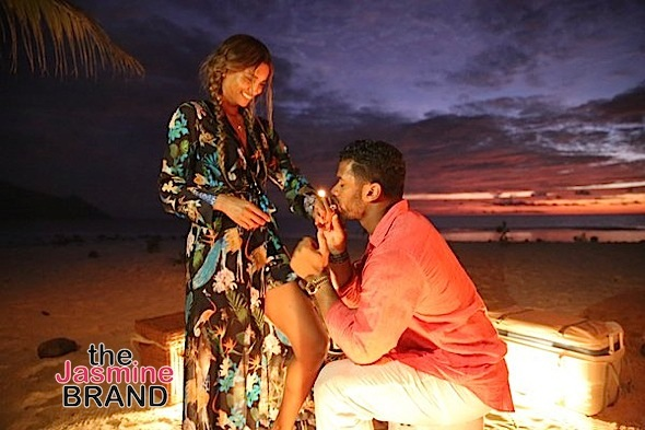 Ciara & Russell Wilson Are Engaged! [VIDEO]