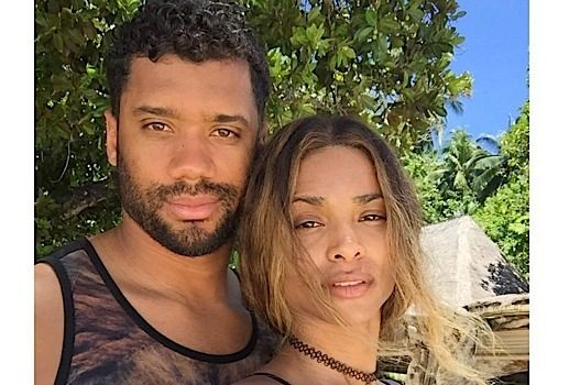 'Fiance sounds way better!' Russell Wilson & Ciara Continue Celebrating Engagement [VIDEO]