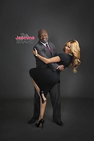 emmit smith-wife-own reality show