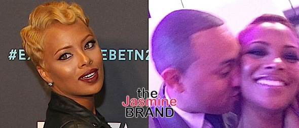 Eva Marcille Confirms New Boyfriend, Dishes On Long Distance Relationship [VIDEO]