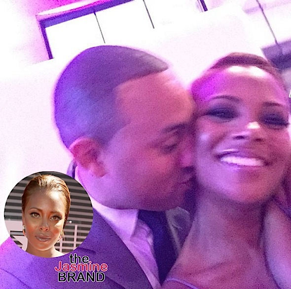 Eva Marcille Dating Atlanta Attorney + Details On Her New Man! [New Couple Alert]