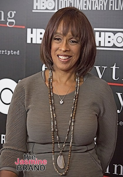 """Gayle King at """"Everything is Copy - Nora Ephron: Scripted & Unscripted"""""""