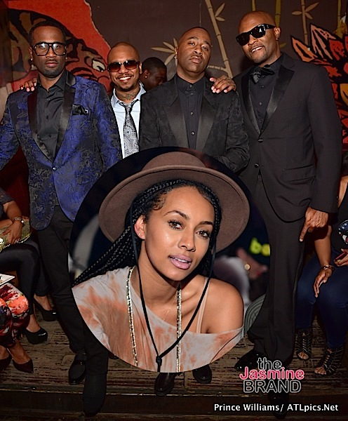 112 Celebrates Anniversary + Keri Hilson, Yung Jocc Spotted [Photos]