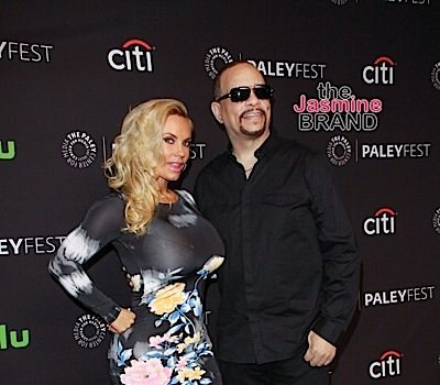 Ice-T & Wife Coco Like To Have Jungle Sex