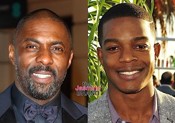 Idris Elba Snags 'The Dark Tower' + Stephan James Cast In 'Shots Fired'
