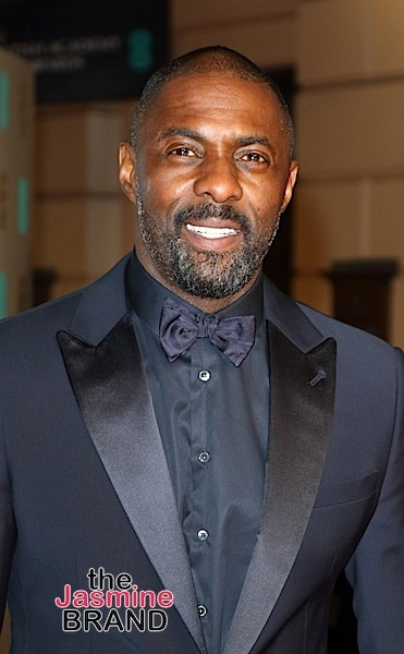 "Idris Elba Says A Film Based On Crime Drama ""Luther"" Is In The Works"