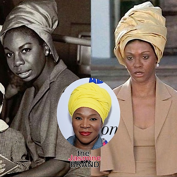 India Arie Says They Made Nina Simone Ugly In New Biopic: She just looked weird.