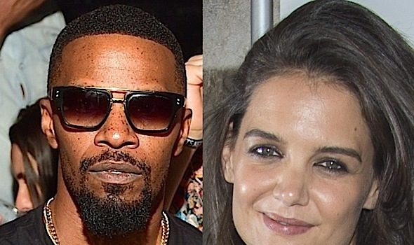 Jamie Foxx Still Keeping Girlfriend Katie Holmes Secret From Friends