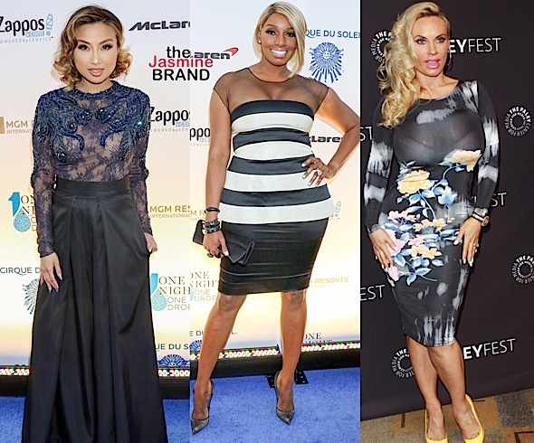"NeNe Leakes & Jeannie Mai Hit ""One Night for One Drop"" + Coco Austin Spotted At PaleyFest"