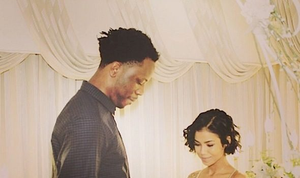Singer Jhené Aiko Is A Married Woman [Photo]