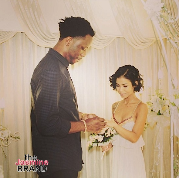 Jhene Aiko's Ex Dot Da Genius Wants A Check: Pay me alimony!