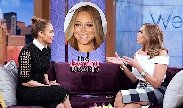 J.Lo Opens Up About Boyfriend Casper, Being Misunderstood & Mariah Carey's Shade: She's forgetful I guess. [VIDEO]