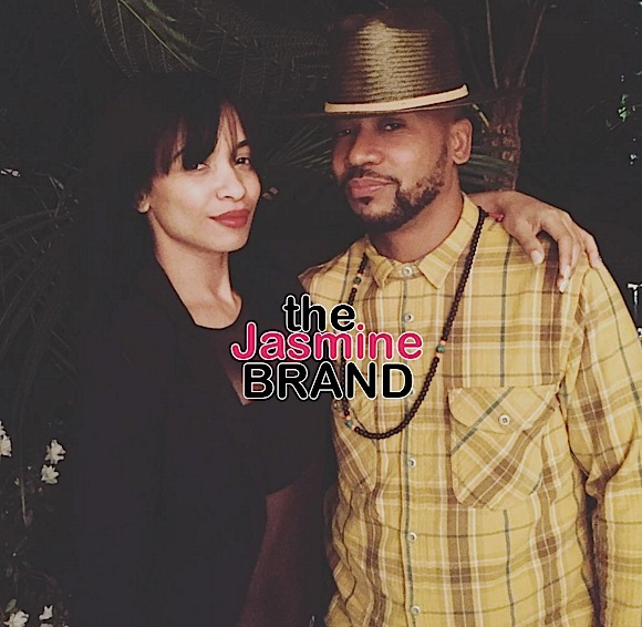 Karrine Steffans, Columbus Short