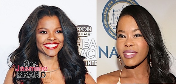 Keesha Sharp Replaces Golden Brooks In 'Lethal Weapon'