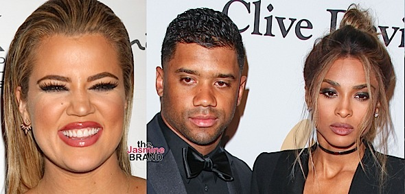 Is Khloe Kardashian Shaming Ciara & Russell Wilson For Being Celibate? [VIDEO]