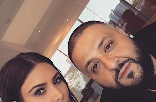 DJ Khaled Hints At New Collab With Kim Kardashian, How He Stays Away From 'They' [VIDEO]