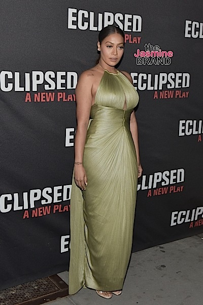 "Lupita Nyong'o, Danai Gurira, Lala Anthony, Vanessa Williams Attend ""Eclipsed"" Afterparty [Photos]"