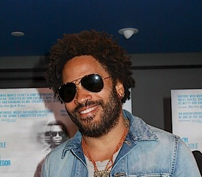 Lenny Kravitz Says He's Having Trouble Finding Love