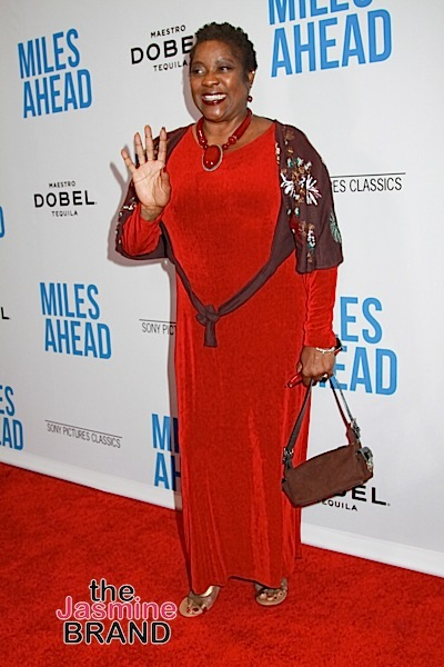 "03/29/2016 - Loretta Devine - ""Miles Ahead"" Los Angeles Premiere - Arrivals - Writers Guild Theater, 135 S Doheny Drive - Beverly Hills, CA, USA - Keywords: Vertical, Film Premiere, Movie Premiere, Portrait, Photography, Film Industry, Red Carpet Event, Arts Culture and Entertainment, Celebrity, Celebrities, Person, People, Attending, Sony Picture Classics, Sony Pictures Entertainment, California Orientation: Portrait Face Count: 1 - False - Photo Credit: Izumi Hasegawa / PRPhotos.com - Contact (1-866-551-7827) - Portrait Face Count: 1"