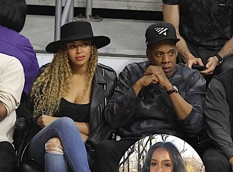 Beyonce & Jay Z Hit Clippers Game, Kelly Rowland, Kanye & Kris Jenner Invade PFW + Keyshia Cole, Fetty Wap & Kendrick Lamar [Photos]