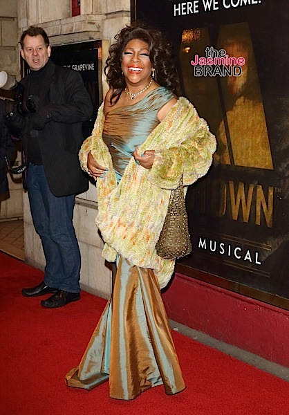 """Motown The Musical"" West End Premiere at the Shaftesbury Theatre - Arrivals"
