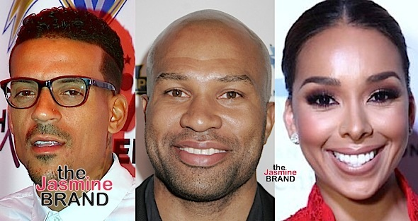 Derek Fisher Pens Open Letter About Fight With Matt Barnes, Relationship Gloria Govan