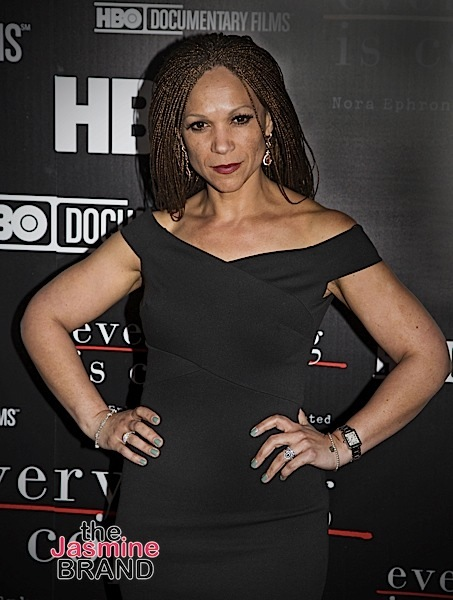 """Melissa Harris-Perry at """"Everything is Copy - Nora Ephron: Scripted & Unscripted"""""""