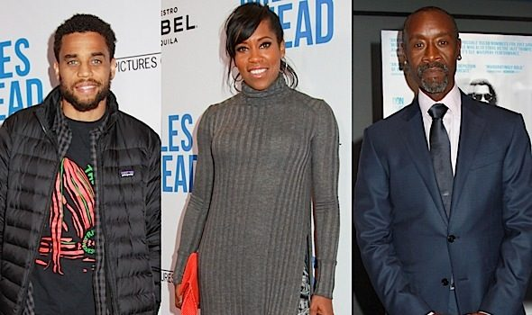 'Miles Ahead' Premiere: Don Cheadle, Regina King, Michael Ealy, Lenny Kravitz, Garcelle Beauvais Attend
