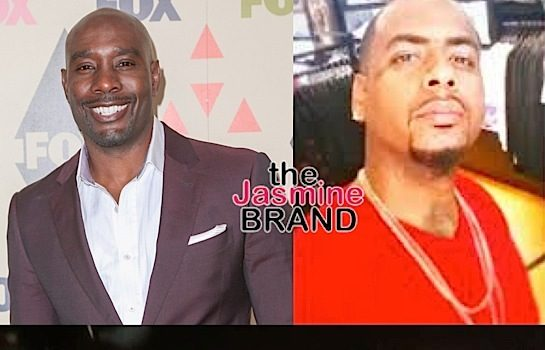 Morris Chestnut Clears Up Deadbeat Dad Allegations: It's not TRUE! [VIDEO]