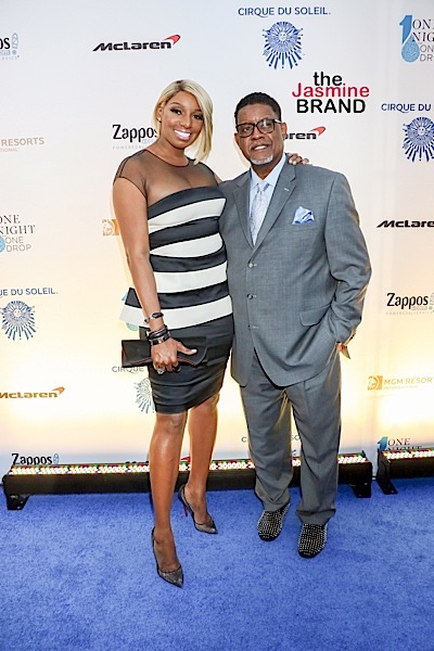 "NeNe Leakes Reveals Husband Gregg ""Wanted to Separate"" [VIDEO]"