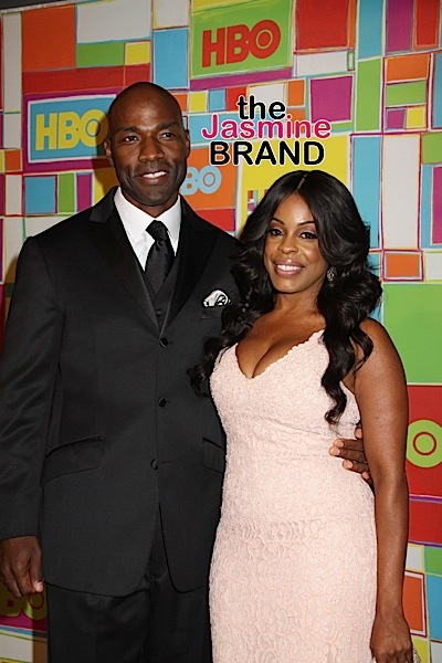 Niecy Nash With Husband Jay Tucker