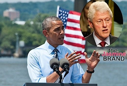 Shade Or An Innocent Mistake? Bill Clinton (Sorta) Calls President Obama's Legacy 'Awful' [VIDEO]