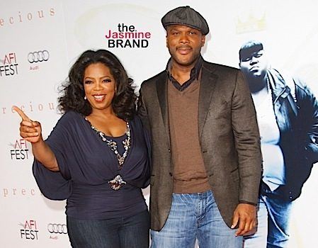 Tyler Perry Speaks Out After Rumors Surface He's Beefing With Oprah