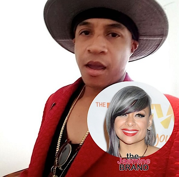 Orlando Brown On Dating Raven Symone, Abortion Speculation & Jail [VIDEO]