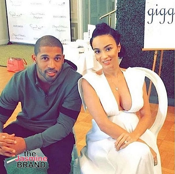 Draya Michele & Orlando Scandrick Host Baby Shower: Wale, Angel Brinks, Zena Foster Attend [Photos]