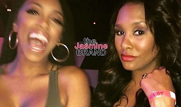 Porsha Williams Accused of Attacking Employee Jami Zeigler [VIDEO]