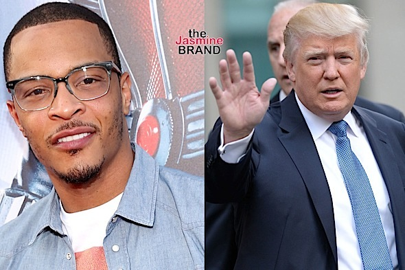 T.I. to Donald Trump: F**k you & f**k what you stand for! [VIDEO]