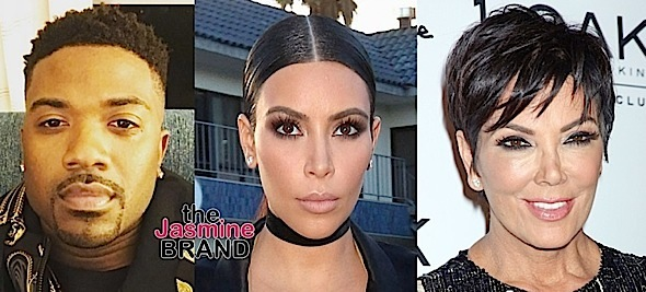 Kris Jenner Accused of Deliberately Leaking Kim Kardashian Sex Tape In New Book
