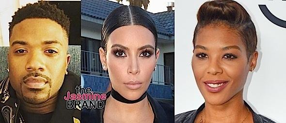 ray j-kim kardashian-moniece slaughter-the jasmine brand
