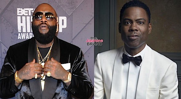 Rick Ross Slams Chris Rock: He's a cornball! I'm not a fan. [VIDEO]